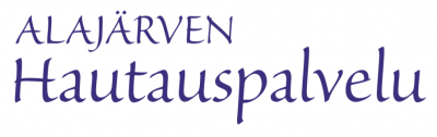Alajärven Hautauspalvelu Logo